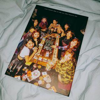 TWICE Yes or Yes Album <A VERSION>