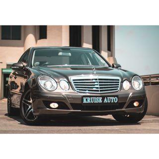 Mercedes-Benz E200 Avantgarde Auto