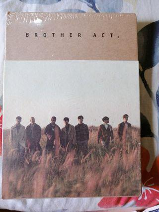 (SEALED) BTOB ALBUM BROTHER ACT