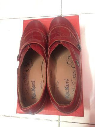 Kickers 1357 Red