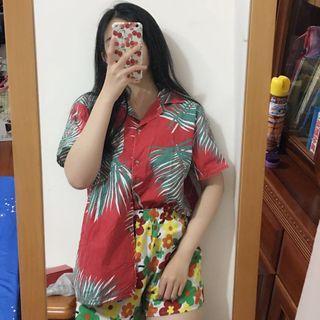 渡假風上衣