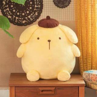 [INSTOCKS] TOREBA Pompompurin 45cm Huge Plushie