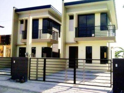 Preselling Single Attached House in Camella Classic Homes, Pilar Villa