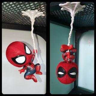 Marvel's Spiderman Bobble Head with Magnet