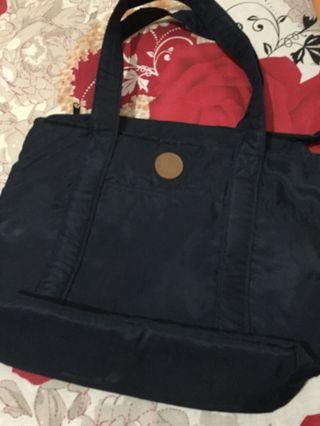 """Totebag navy  """"adorableprojects"""""""