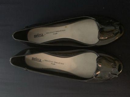 Melissa shoes Black