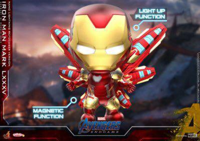 Cosbaby Ironman mark 85 Refouser on Carousell