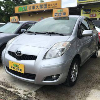 2012 TOYOTA YARIS 1.5 省油省稅 認證車 二手車 中古車 可全額貸