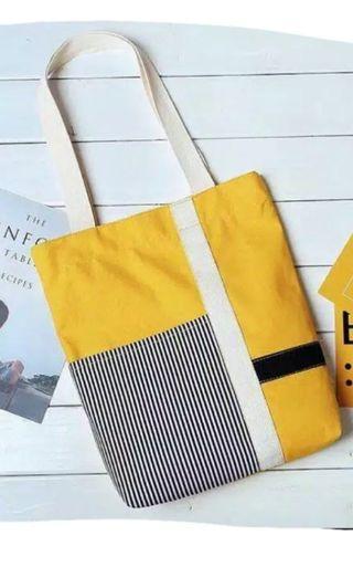Tote Bag stripe