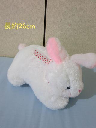 超柔軟兔兔 絨毛玩偶