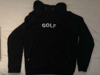 Golf Wang hoodie black