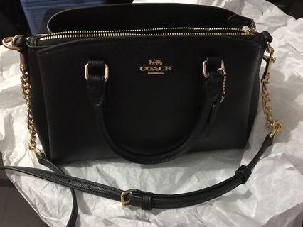 Authentic Coach Sage bag