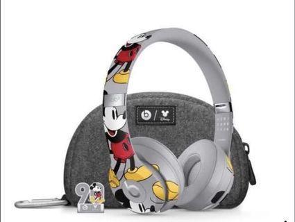Beats Wireless Solo 3 Mickey Mouse