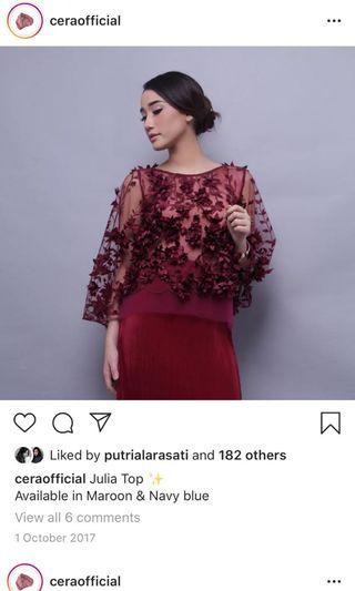 Cera Official Julia Top (NEW with tag)