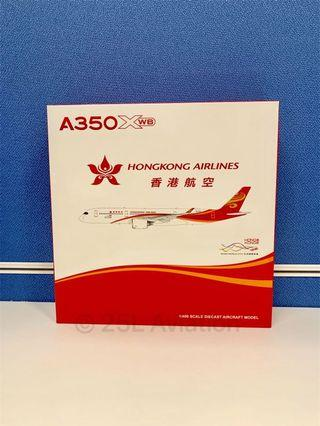 [ JC Wings 1:400 ] 香港航空 Hong Kong Airlines A350-900 B-LGA