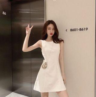 🖇白色洋裝