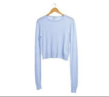 Bershka Sweater Crop