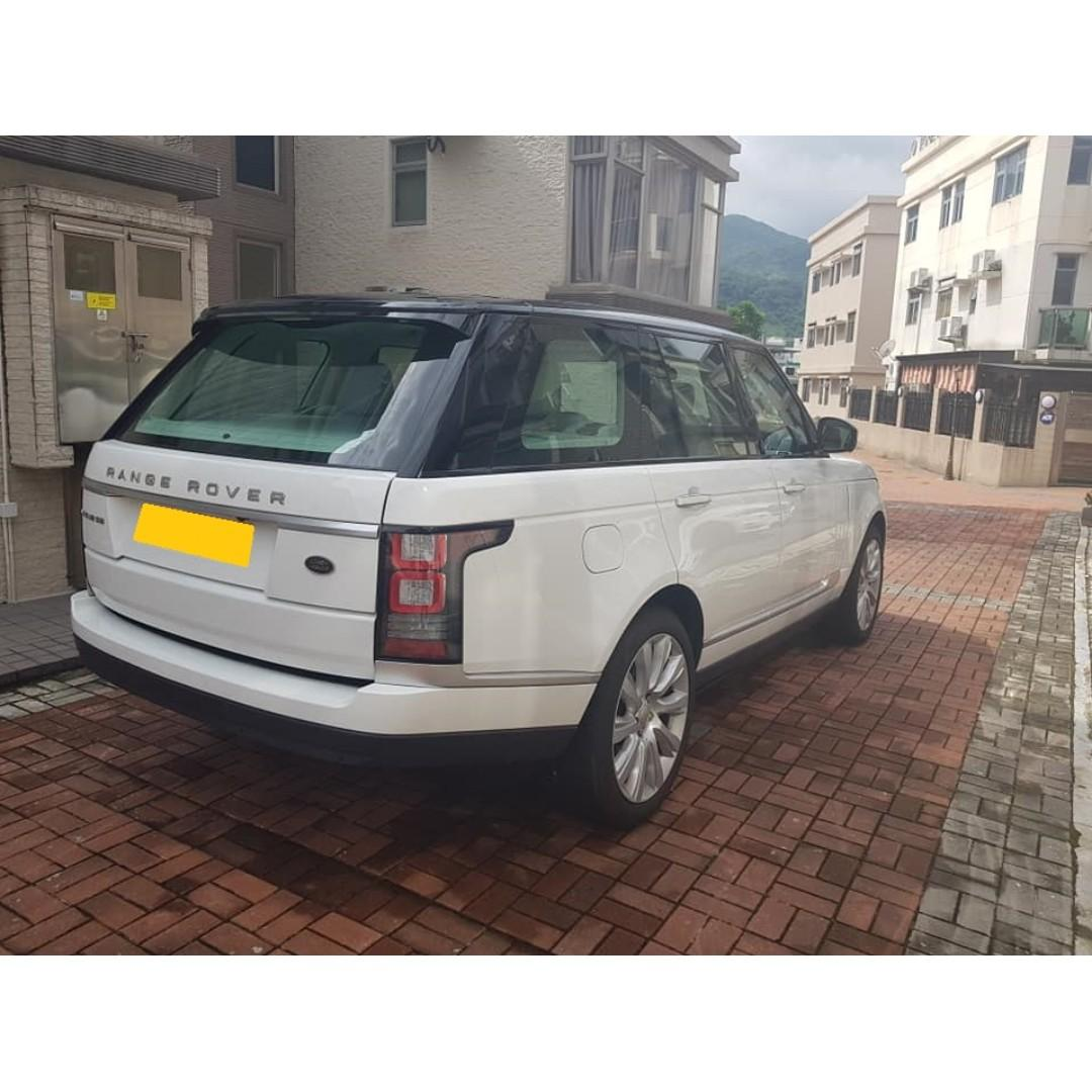 2013 / 2014 Land Rover RR 3.0 SC VOGUE SE