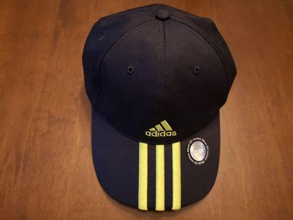 Authentic Adidas Classic Six-panel 3 Stripes Cap