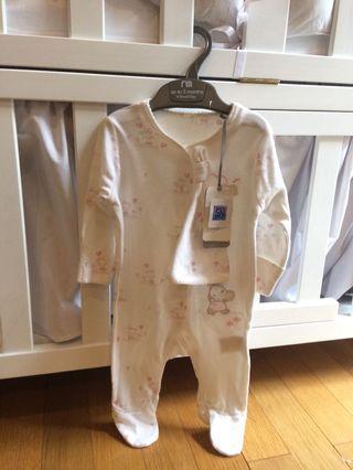 Sleepsuit Mothercare Set