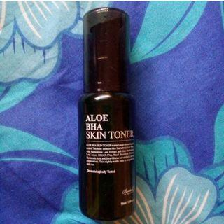 Aloe BHA Skin Toner Benton 50ml