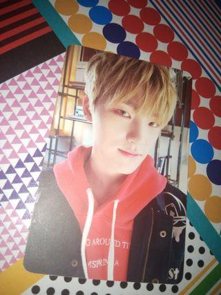 Seventeen Teen, Age Photocard (RS Ver)
