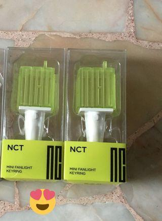 NCT OFFICIAL MINI LIGHTSTICK