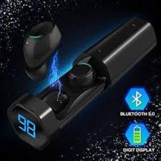 SOAIY True Wireless Earphones Bluetooth 5.0 Headphones