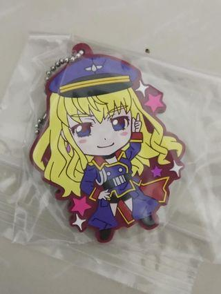 Macross 35th Anniversary Sheryl Nome Rubber Strap