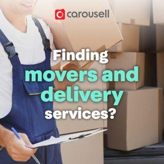 Finding for Movers & Delivery Services? (Browse our curated Collection!)