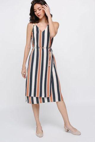 Love bonito striped dress