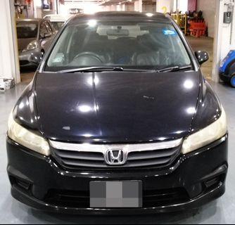 Honda Stream for Rent!