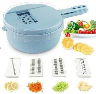 9in1 Vegetable Cutter Basket
