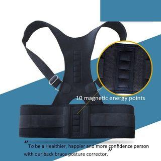 Support Back Braces For Pain Posture