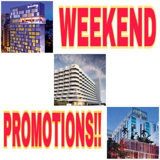 HOTEL BOOKING PROMOTION!