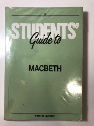 Students' Guide to Macbeth