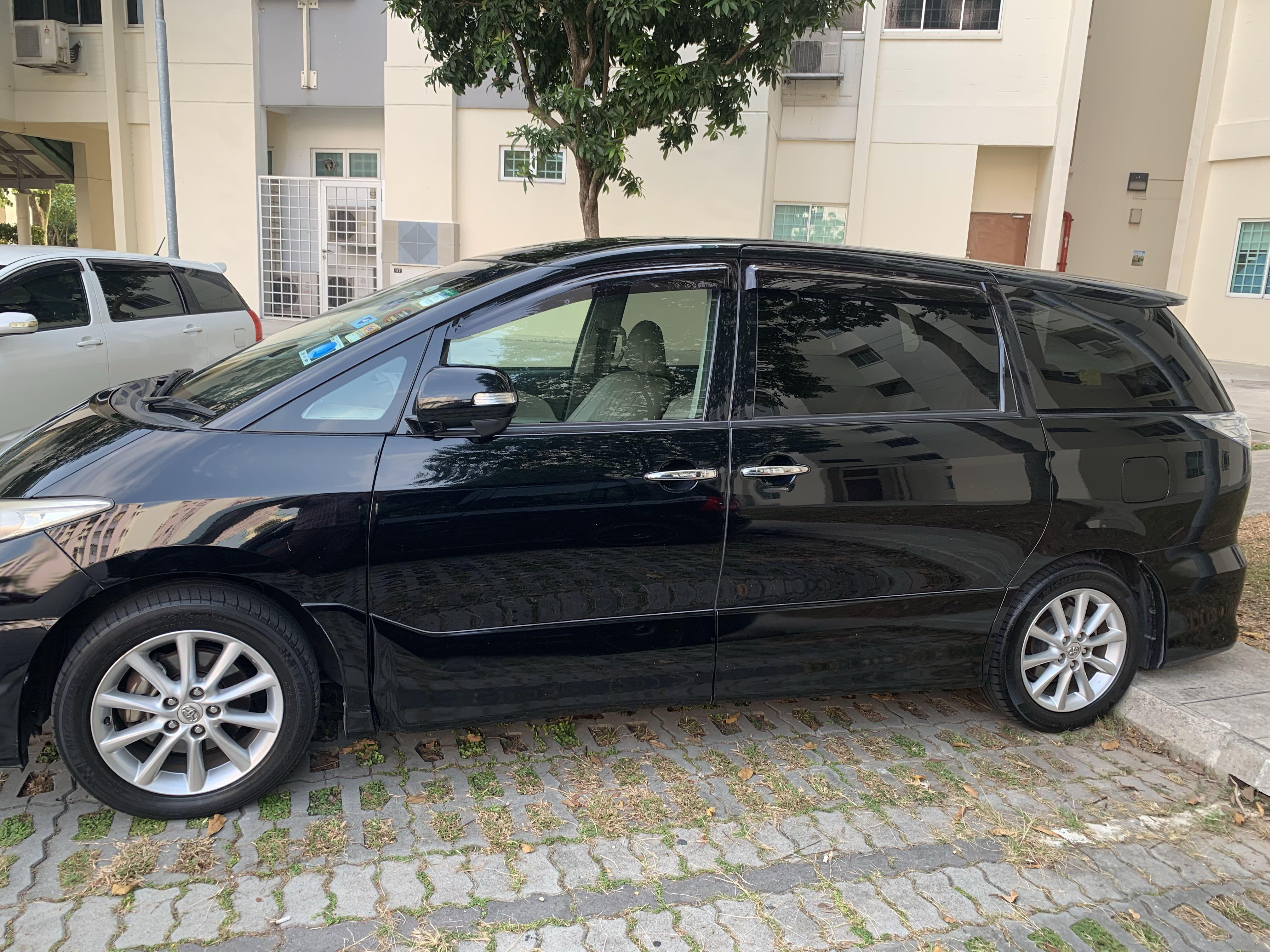 7 Seater Year 2010 Aeras G(Highest Spec) $490 Per Week Everything Covered