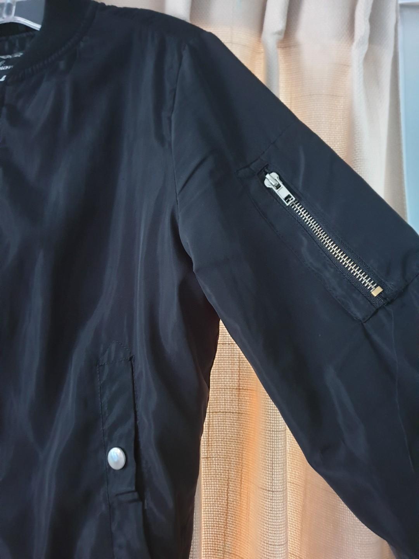 ☆ Cropped Bomber Jacket ☆