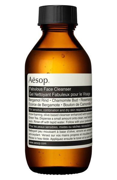 Aesop fabulous facial cleanser