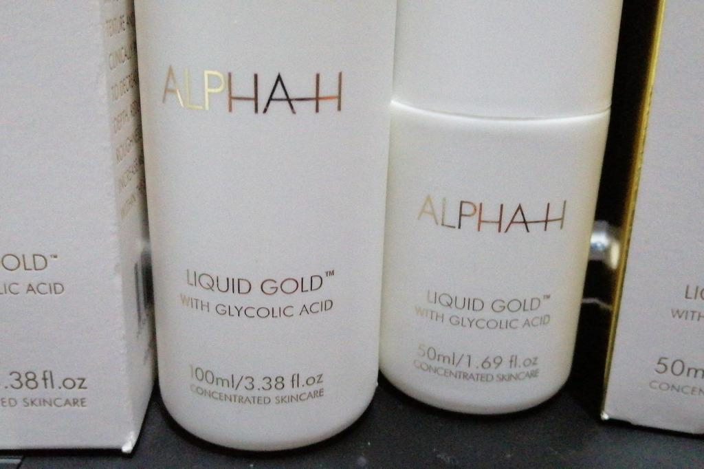 Alpha H Liquid Gold WITH Glycolic Acid DUO 150MLS [BRAND NEW, SEALED & GENUINE] PRICE IS FIRM
