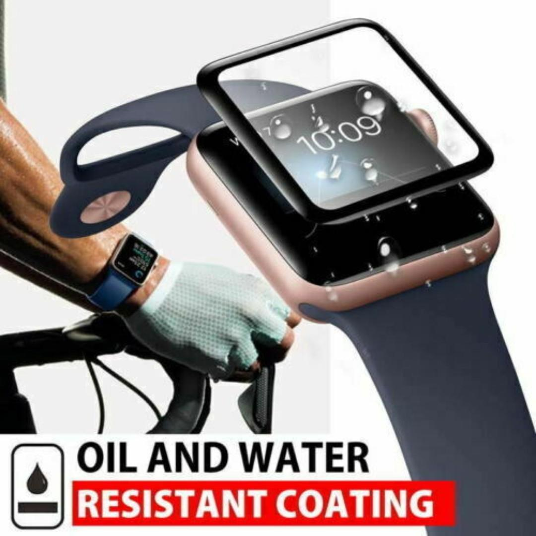 Apple Watch Screen Protector Tempered Glass 9H HD
