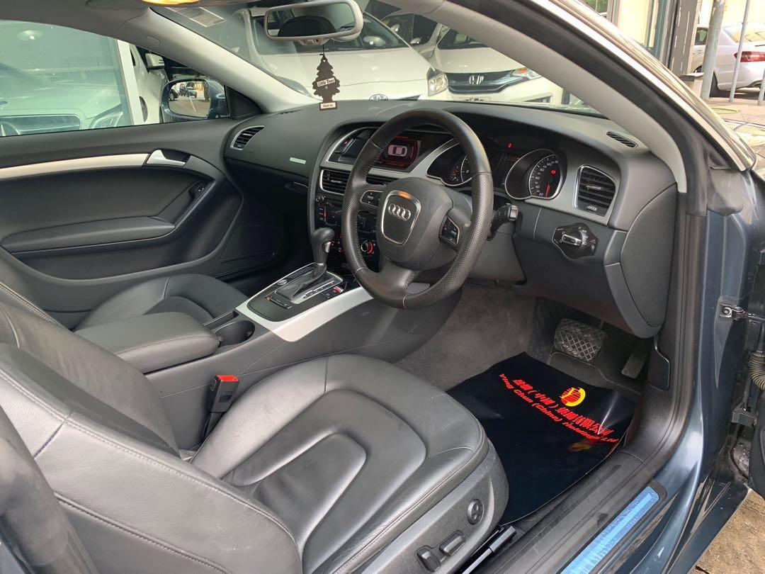 AUDI A5 2.0T CAB 2019