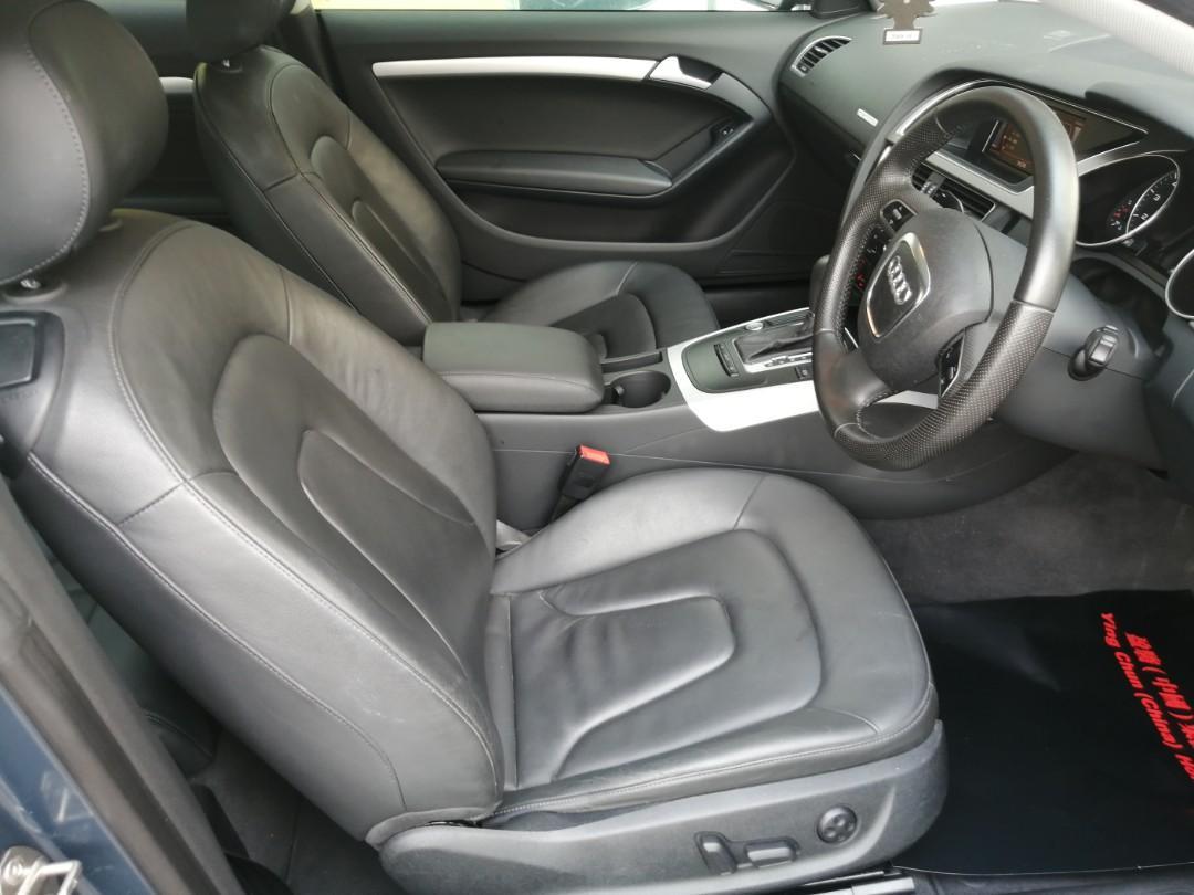 AUDI A5 2.0T QUATTRO 2010