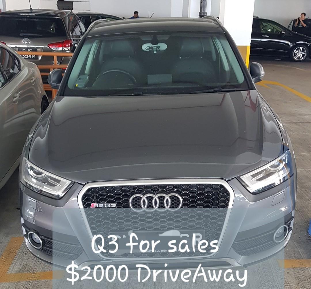 Audi Q3 1.4 s-tronic