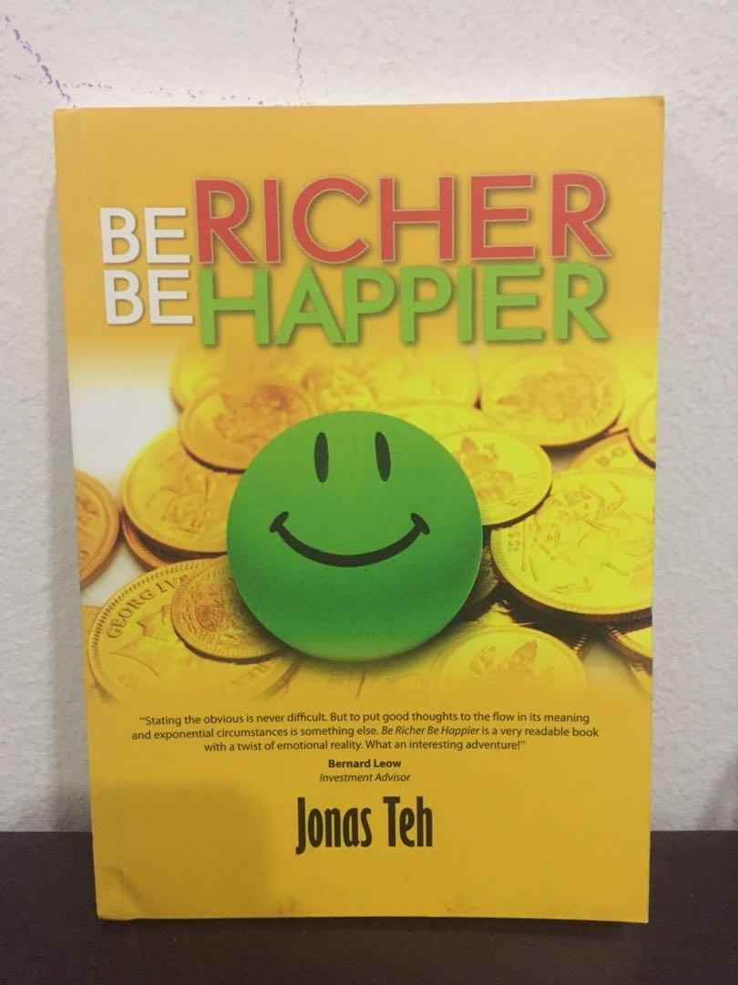 Be Richer Be Happier