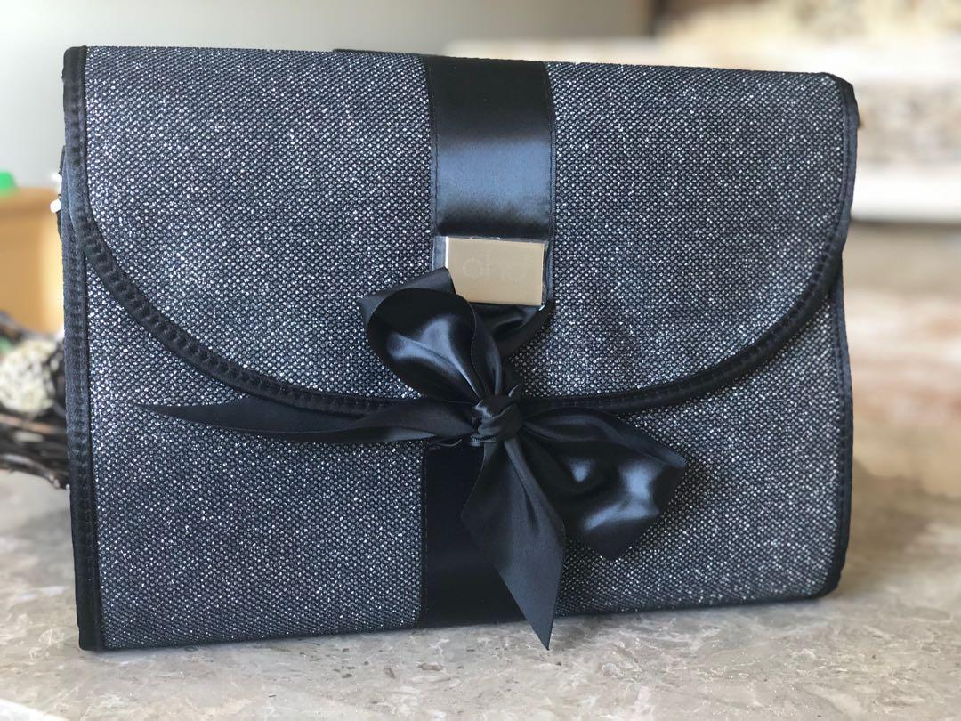 Brand New GHD Glitter Case Pouch Pad Protective Mat