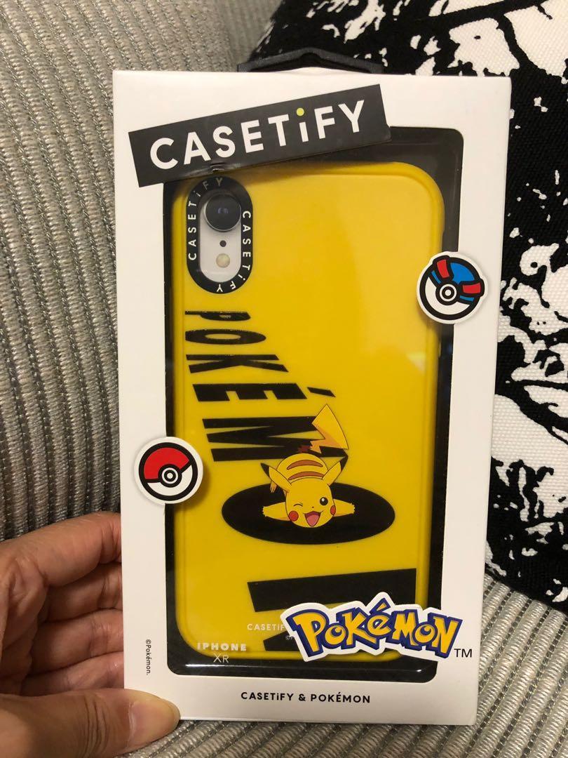 Casetify  x Pokemon iPhone XR Phone Case