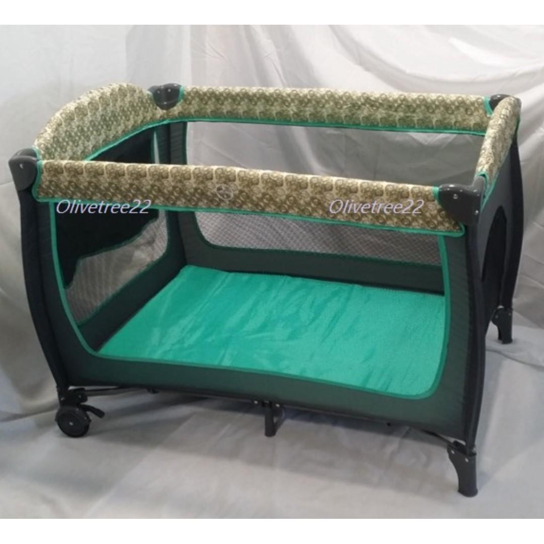 Free Delivery & Set Up - Baby Playpen Playard Mattress Fitted Sheets Set