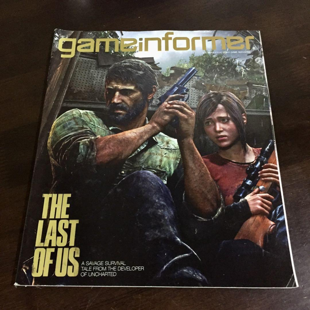 Game Informer Magazine 13 On Carousell