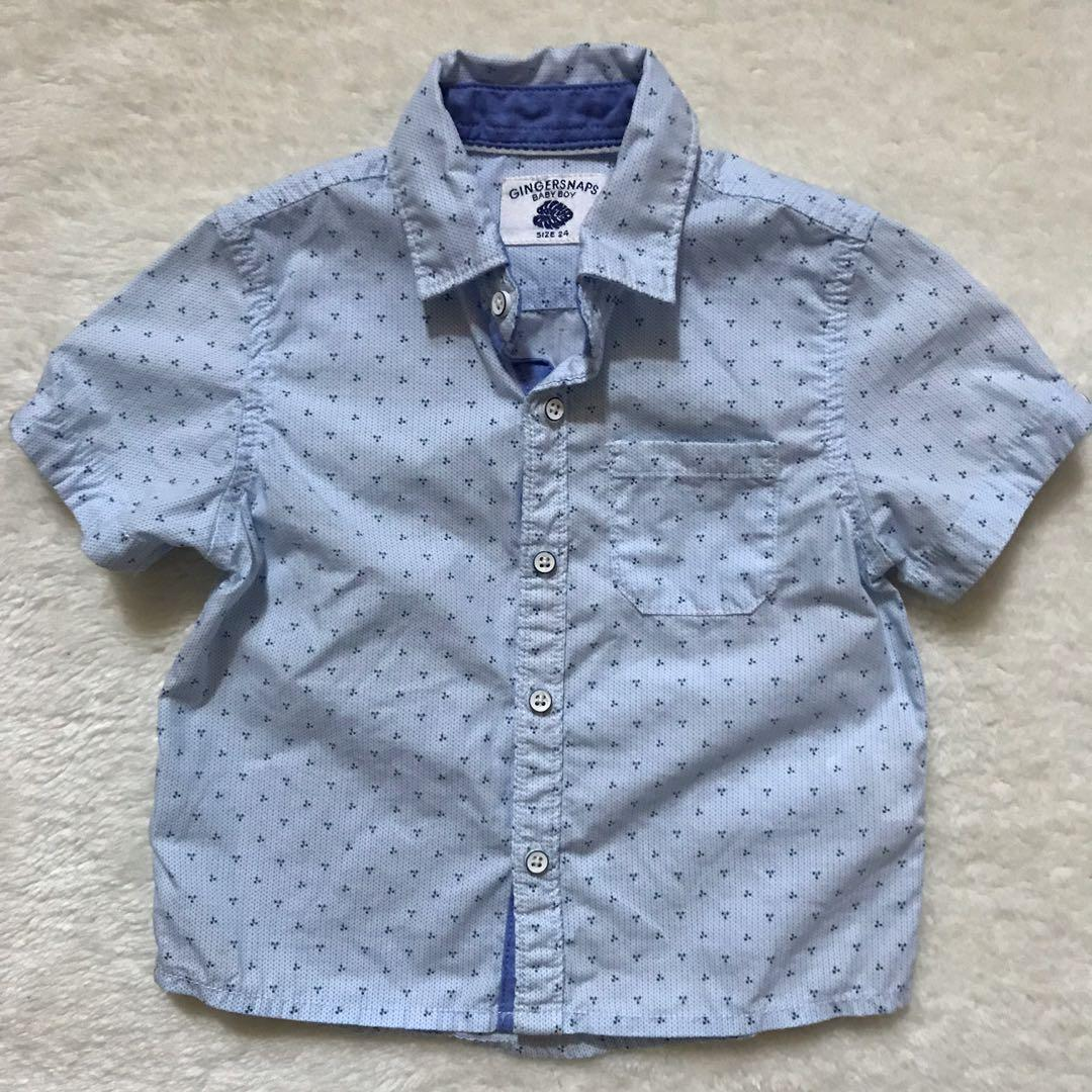 GingerSnaps Boys Shirt (24mths)